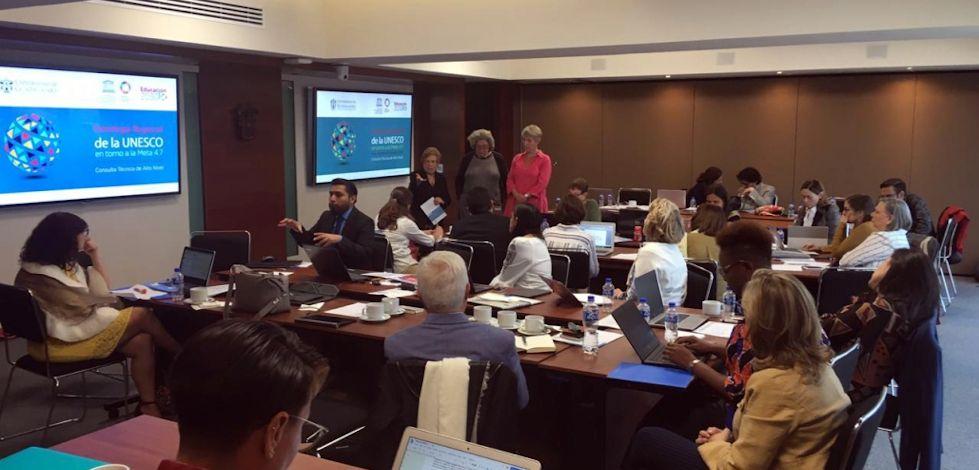 ABC Lab UCSH concreta destacada participación en consulta técnica de alto nivel sobre la meta 4.7 de la agenda 2030 de UNESCO en Guadalajara