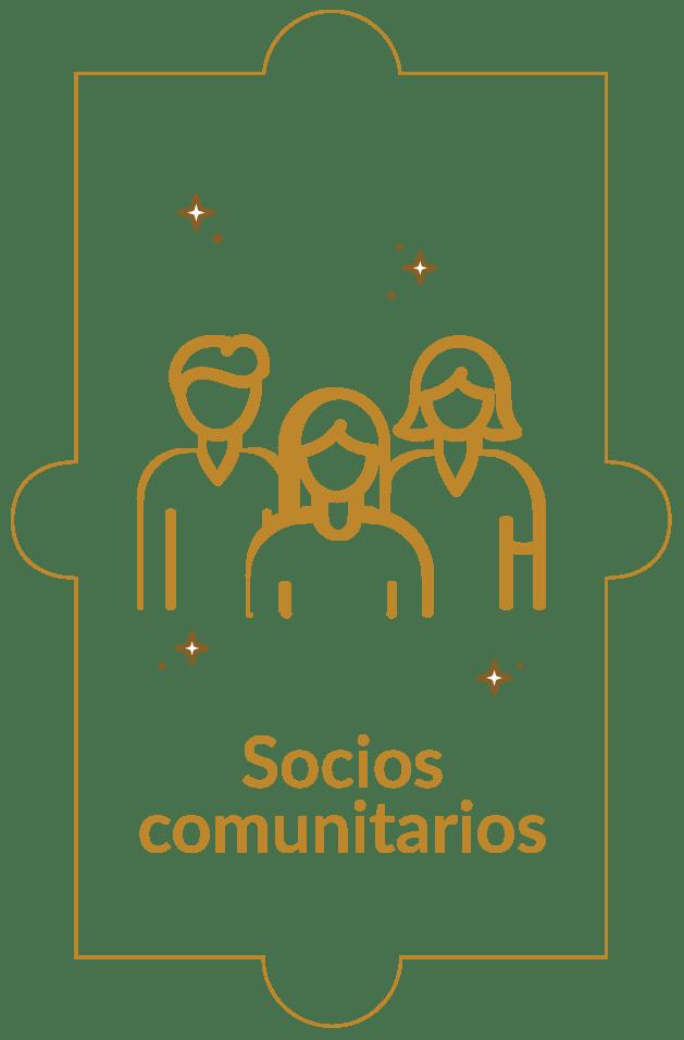 Socios Comunitarios